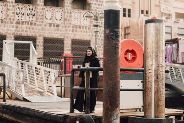 Dubai - Alexandra Wallace