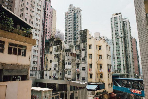 Hong Kong - Alexandra Wallace